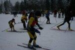 Z Jesenického lyžařského maratónu odjížděli spokojení závodníci